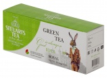 Чай в пакетиках STEUARTS Green Tea Royal 25 пак