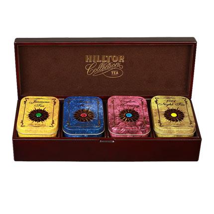 Чай hilltop набор подарочный
