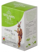 Чай листовой STEUARTS Green Tea Gunpowder 100 гр