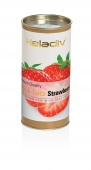 Чай листовой heladiv strawberry 100 г в тубе