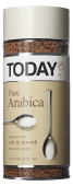 Кофе растворимый Today Pure Arabica 95 г