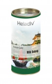 Чай листовой heladiv green tea MILK OOLONG 100 gr зеленый 100 г в тубе