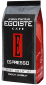 Кофе молотый  EGOISTE Espresso Ground Pack 250г