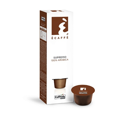 Кофе в капсулах Caffitaly Supremo (10 шт)
