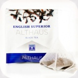 Чай в пирамидках Althaus English Superior (Альтхаус Инглиш Супериор) 15 шт по 2,75 г для кафе