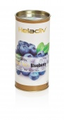 Чай листовой heladiv BLUEBERRY (черника) 100 г в тубе